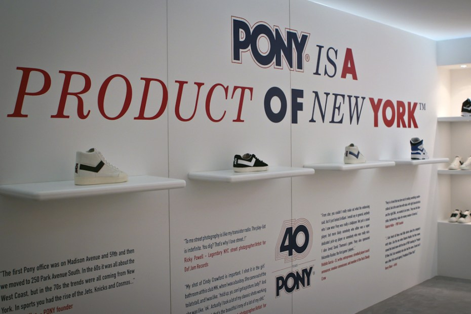 Image of Bread & Butter: PONY 2012 Fall/Winter Collection Preview