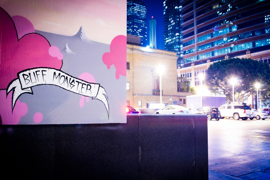 Image of Buff Monster @ The Standard Los Angeles