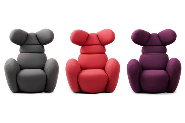 Image of Bunny Chair by Normann Copenhagen