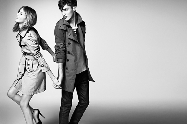 Image of Burberry Black Label 2012 Spring/Summer Collection