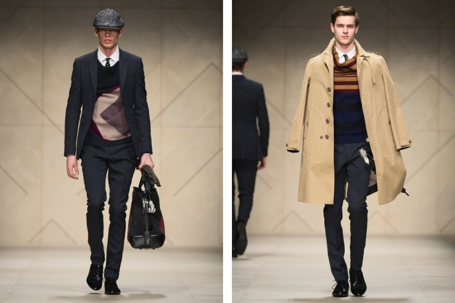 Image of Burberry Prorsum 2012 Fall/Winter Collection