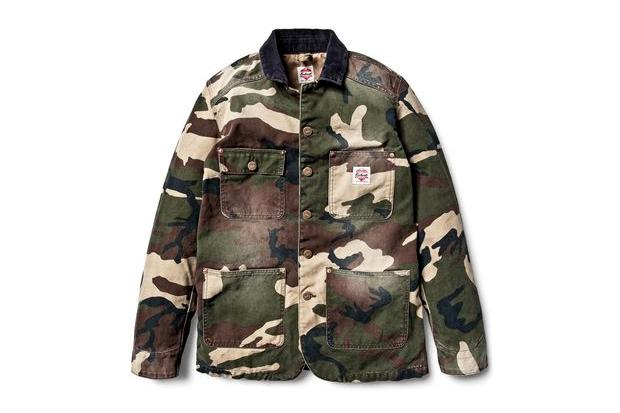 Image of Carhartt Heritage 2012 Spring/Summer Settler Jacket