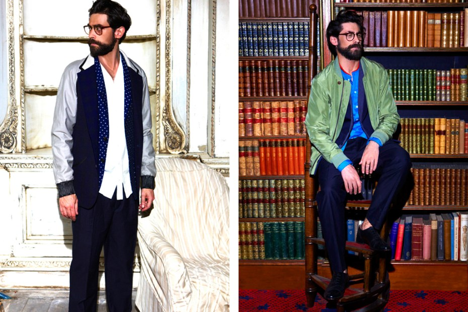 Image of Casely-Hayford 2012 Spring/Summer Lookbook