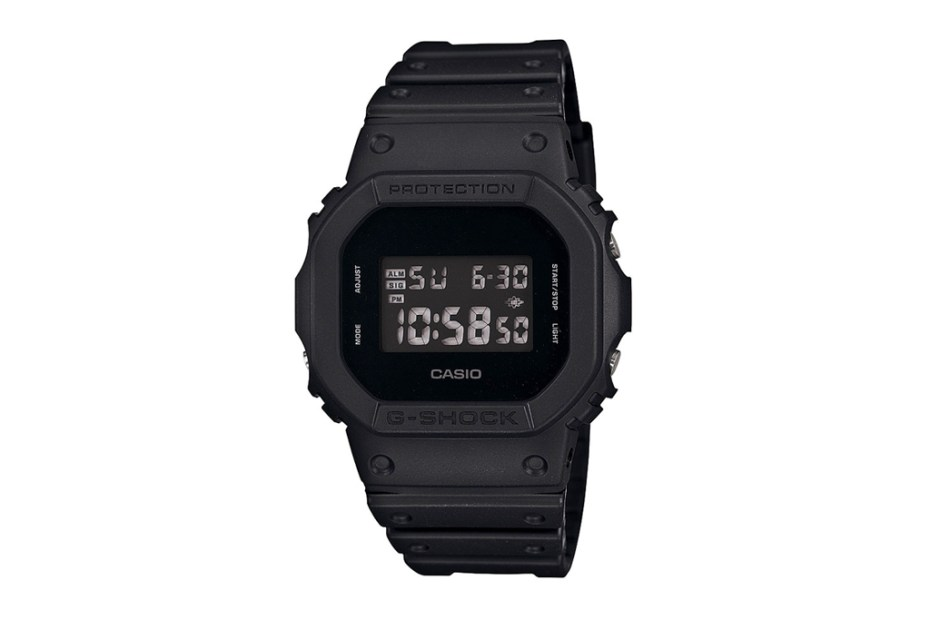 Image of Casio G-Shock DW-5600BB-1DR Limited Edition