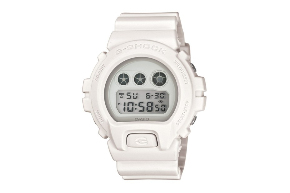 Image of Casio G-Shock DW-6900WW Basic White Preview