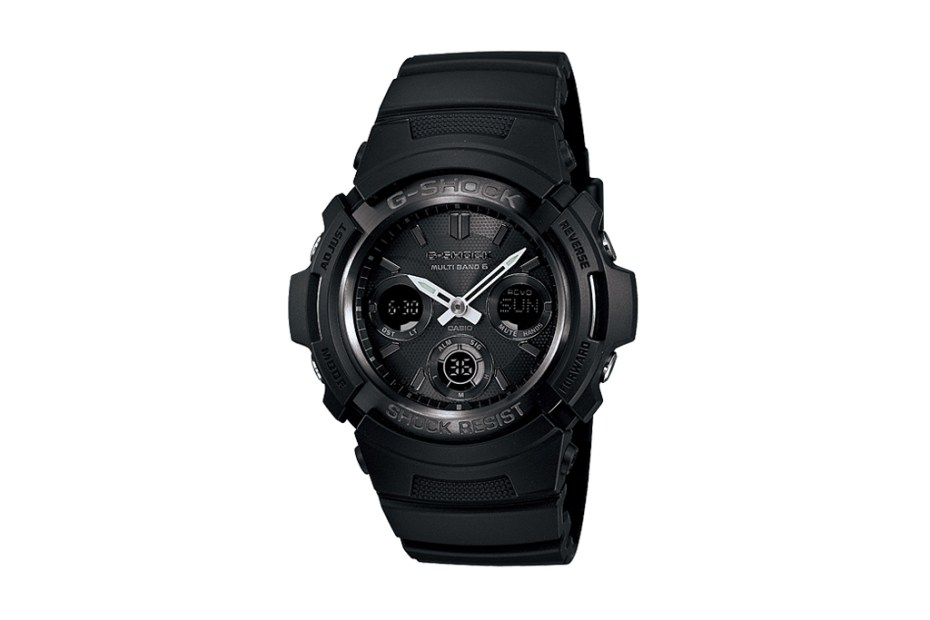 Image of Casio G-Shock Fire Package AWG-M100B-1AJR