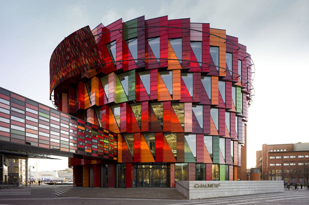 Image of Chalmers Campus Lindholmen by Wingrdh Arkitektontor