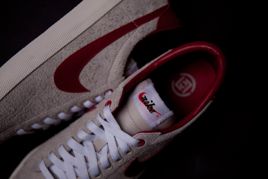 Image of CLOT x Nike Tennis Classic Suede Preview