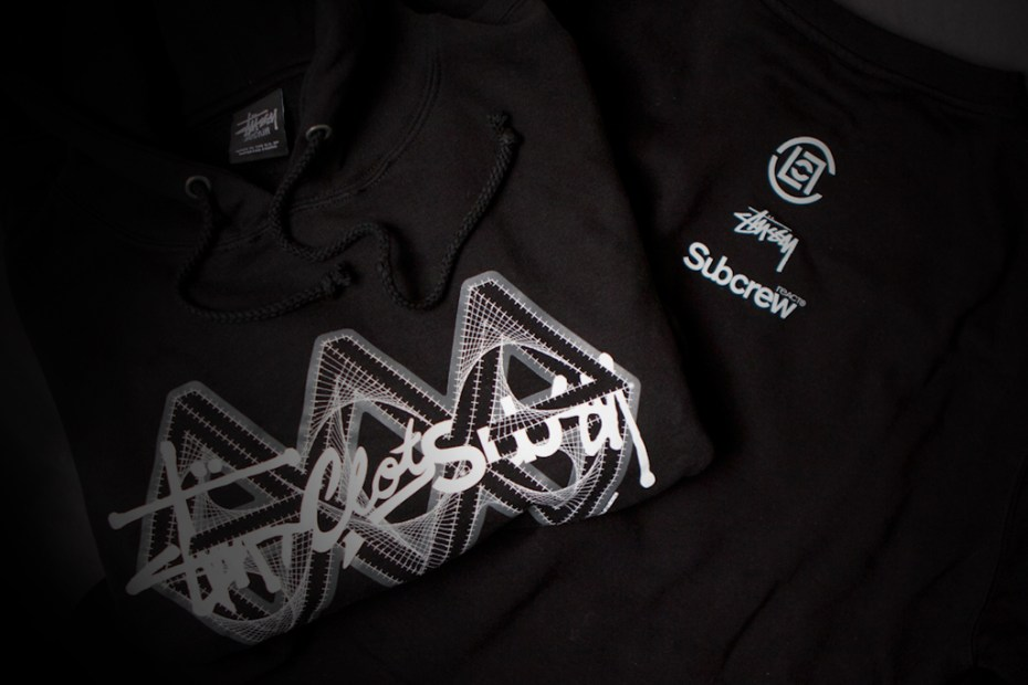 Image of Stussy x CLOT x Subcrew 2012 Capsule Collection Preview
