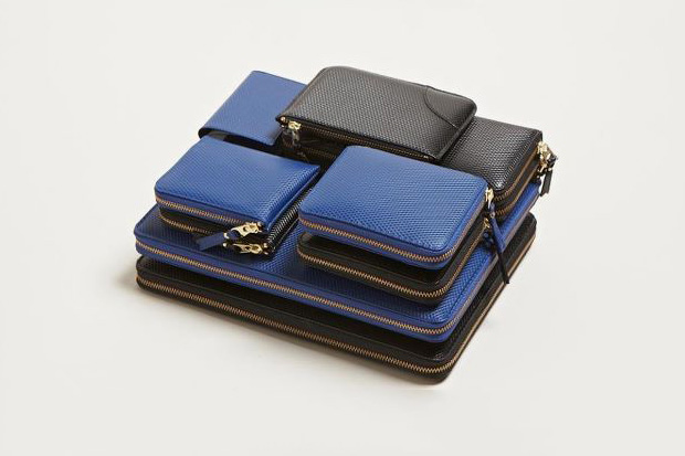 Image of COMME des GARCONS 2012 Spring/Summer Wallet Collection