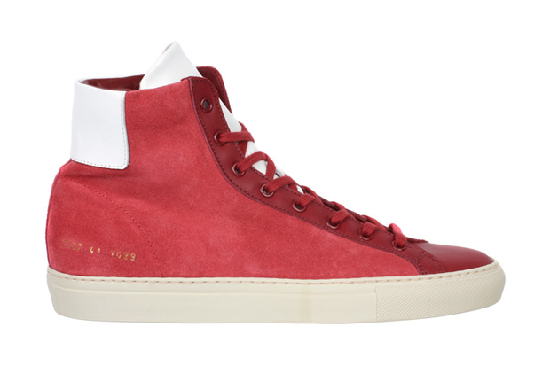 Image of Common Projects 2012 Spring/Summer High Top Sneakers