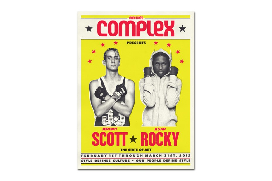 Image of Complex: Interview with A$AP Rocky & Jeremy Scott