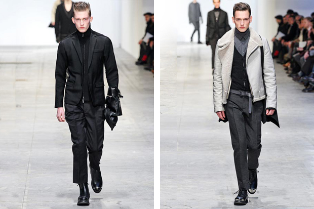 Image of Costume National Homme 2012 Fall/Winter Collection