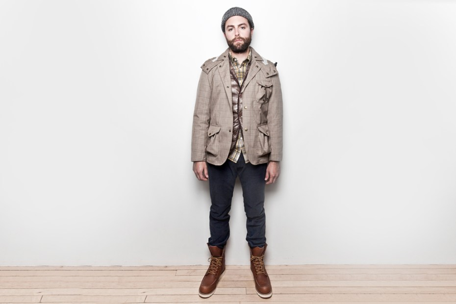 Image of CREEP by Hiroshi Awai 2012 Fall/Winter Collection