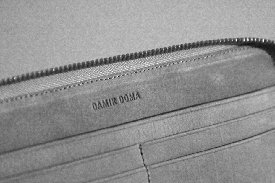 Image of Damir Doma 2012 Spring/Summer Wallet Collection
