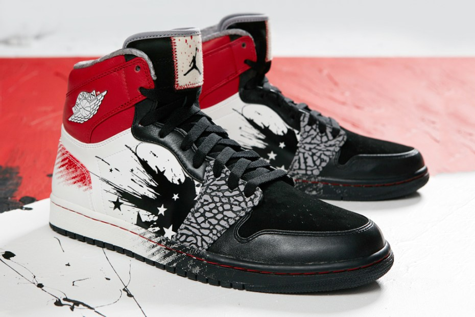 Image of Dave White x Air Jordan 1 Retro 2012 Spring Announcement