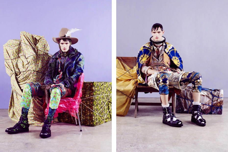 Image of Dazed & Confused: 2012 Spring/Summer Editorial
