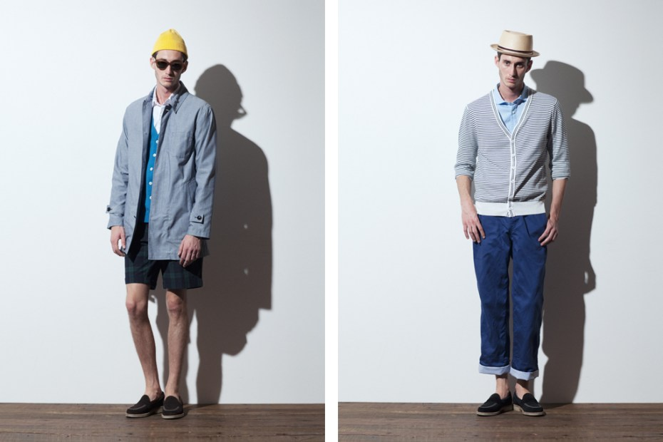 Image of Deluxe 2012 Spring/Summer Collection