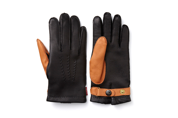 Image of NEXUSVII x Dents Leather Gloves