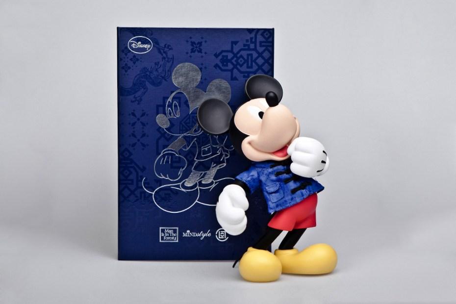 "Image of Disney x CLOT x MINDstyle ""SILK"" Mickey"
