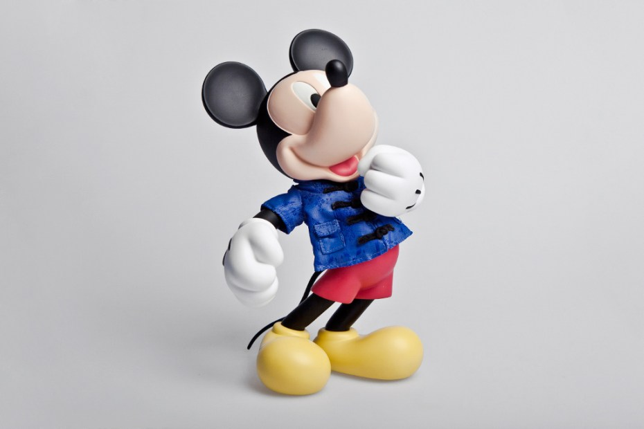 "Image of Disney x CLOT x MINDstyle ""SILK"" Mickey"