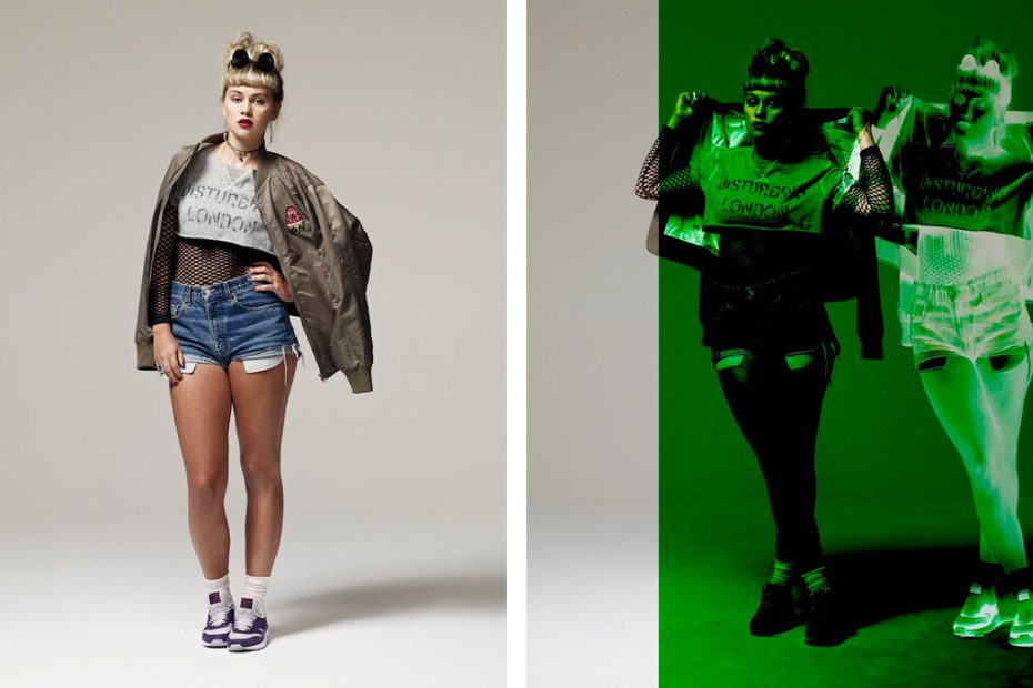 Image of Disturbing London x MHI 2012 Spring/Summer Lookbook