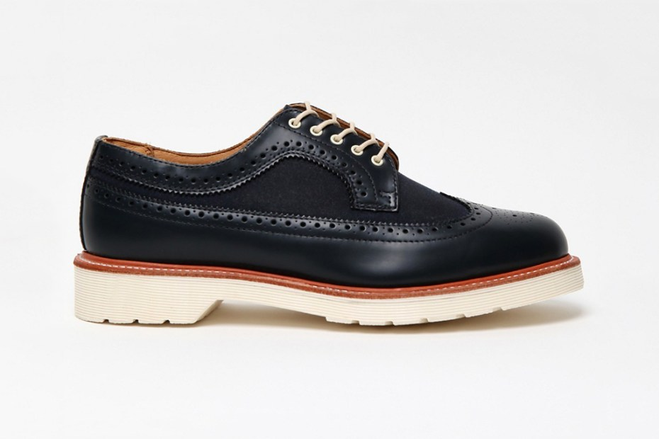 Image of Dr. Martens 2012 Spring/Summer Windsor Alfred Brogue Shoe