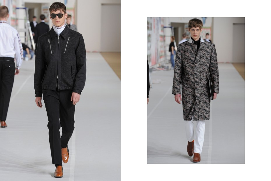 Image of Dries Van Noten 2012 Fall/Winter Collection