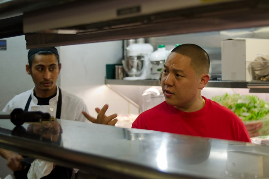 Image of Eddie Huang x adidas Chinese New Year Dinner Recap
