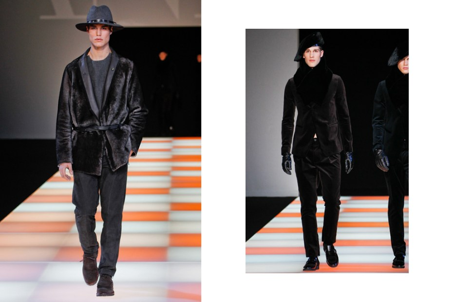 Image of Emporio Armani 2012 Fall/Winter Collection