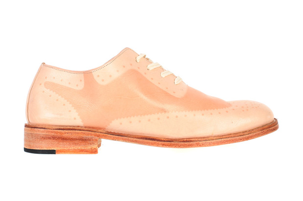 Image of Esquivel Leather Low Shoes