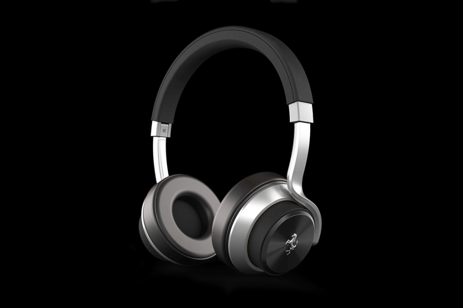 Image of Ferrari x Logic3 Headphones Collection