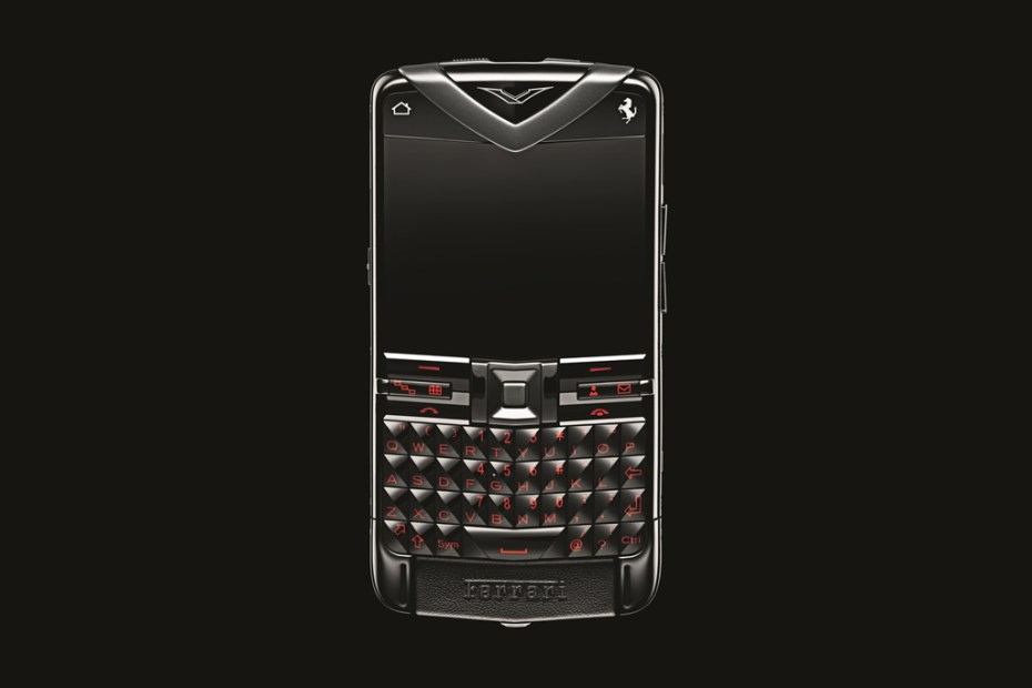 Image of Ferrari x Vertu Constellation Quest