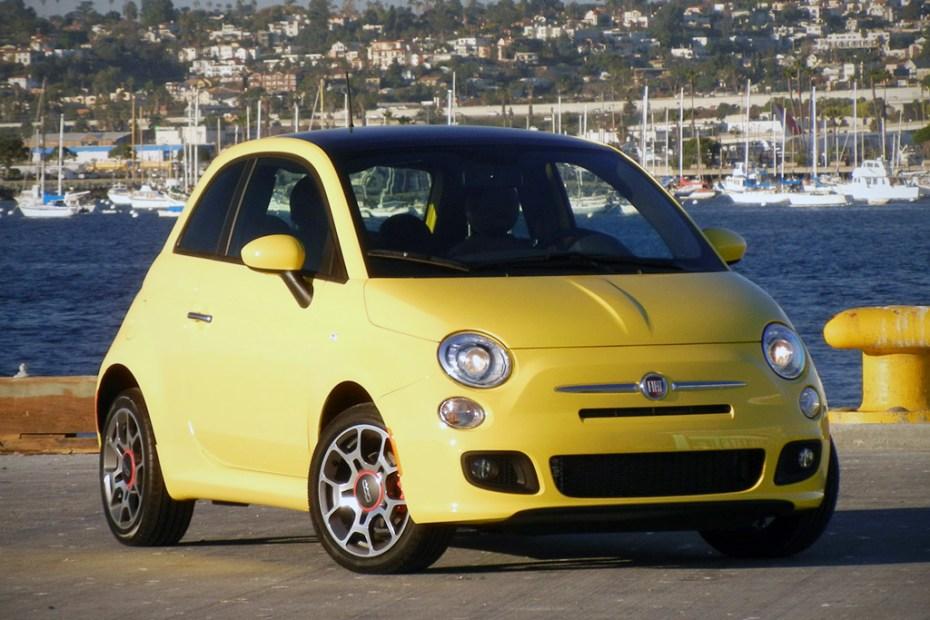 Image of Fiat 500L Five-door
