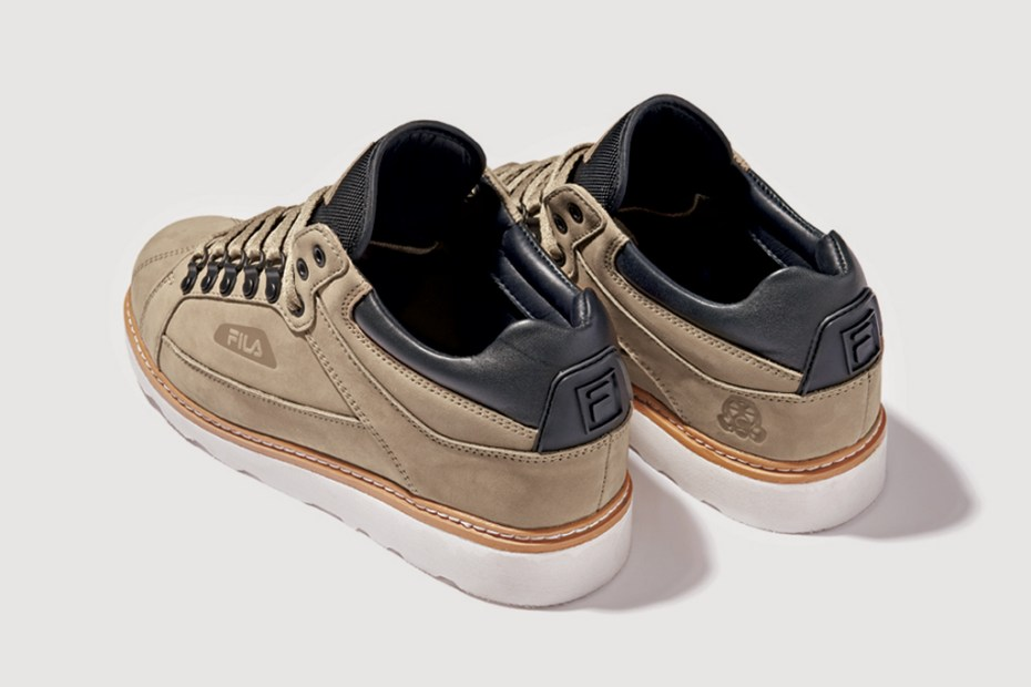 Image of Foot Patrol x FILA Trailblazer AM
