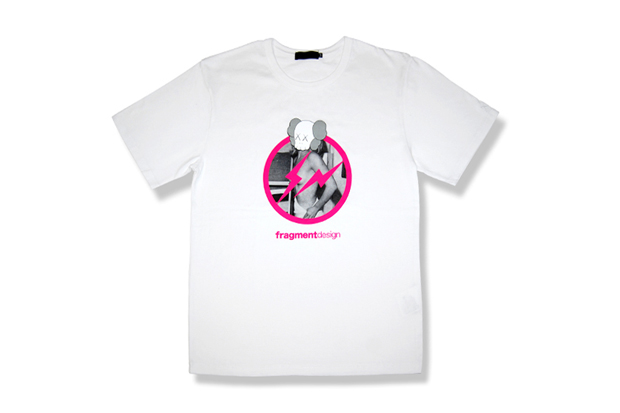 "Image of fragment design x OriginalFake ""Girl Circle"" T-Shirt"