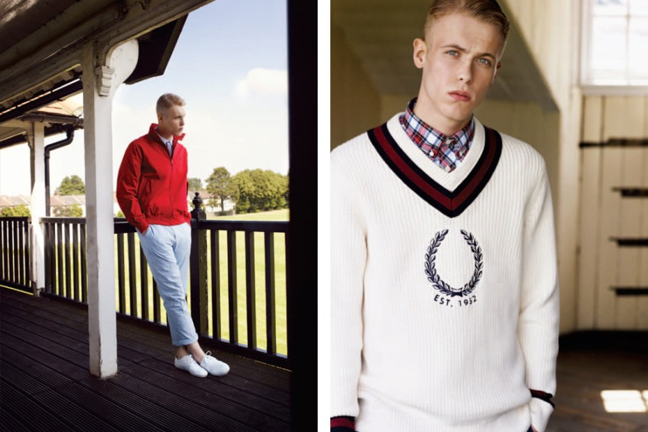 Image of Fred Perry Authentic 2012 Spring/Summer Collection