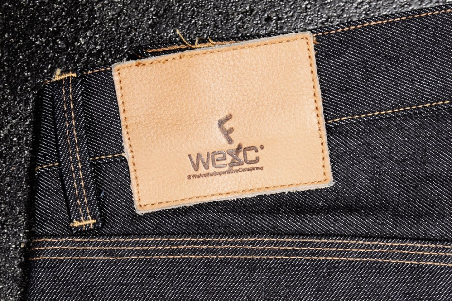 Image of Freshcotton x WeSC Missoni Kelvin Raw Denim