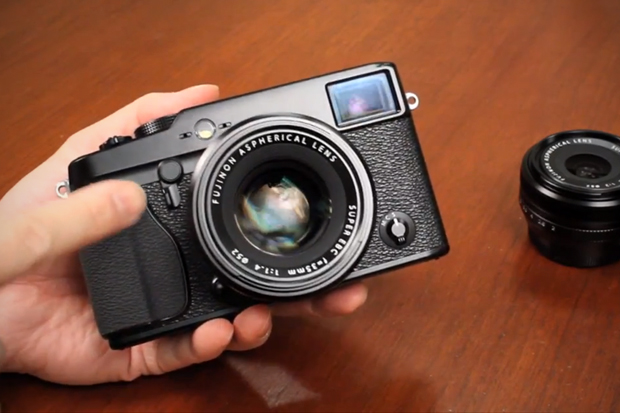 Image of Fuji Guys: Fujifilm X-Pro1 Hands-on Preview