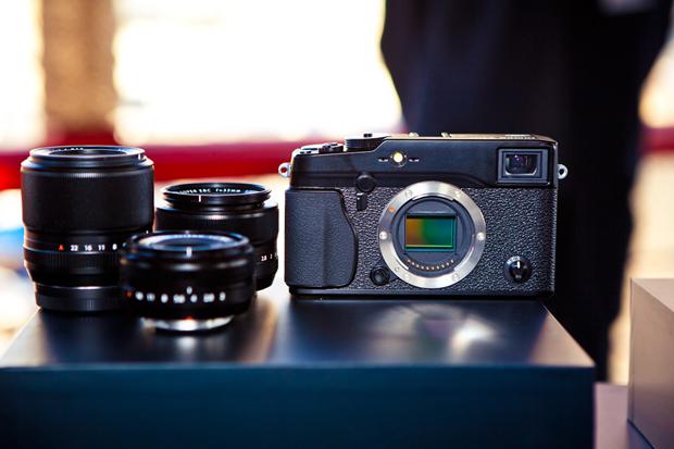 Image of Fujifilm X-Pro1 Hong Kong Launch Event Recap