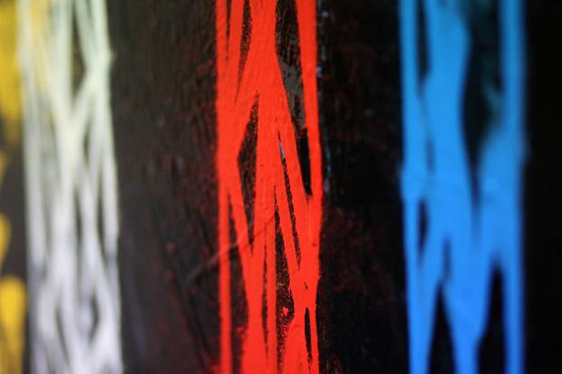"""Image of Futura 2000 """"Futura 2012 – Expansions"""" Exhibition @ Galerie Jérôme de Noirmont Recap"""