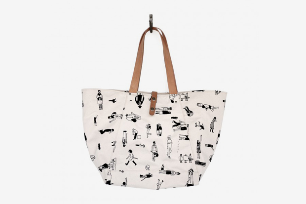 Image of Geoff McFetridge x Pottok x Makr Farm Tote