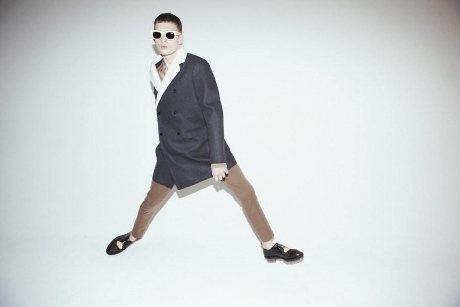 Image of Giuliano Fujiwara 2012 Fall/Winter Collection