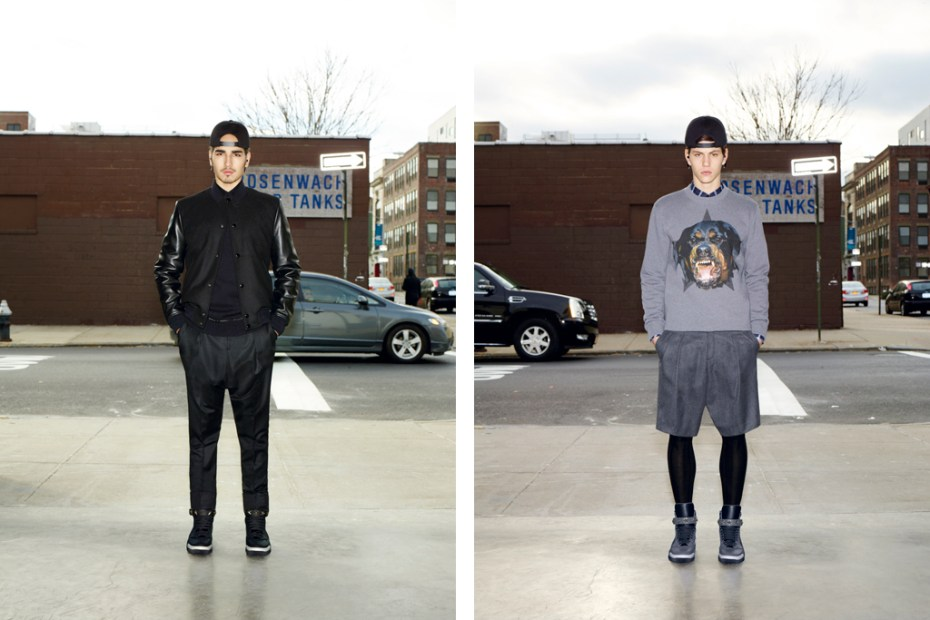 Image of Givenchy 2012 Pre-Fall/Winter Collection