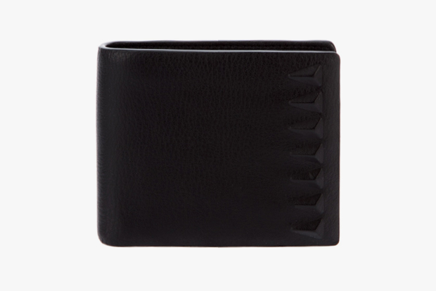 Image of Givenchy Triangular Detail Wallet