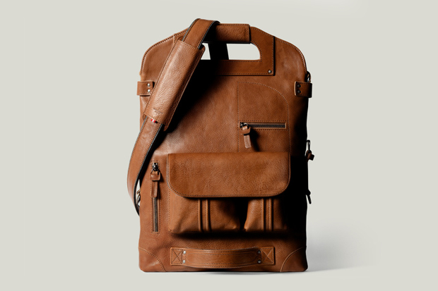 Image of hard graft 2Unfold Laptop Bag / Heritage