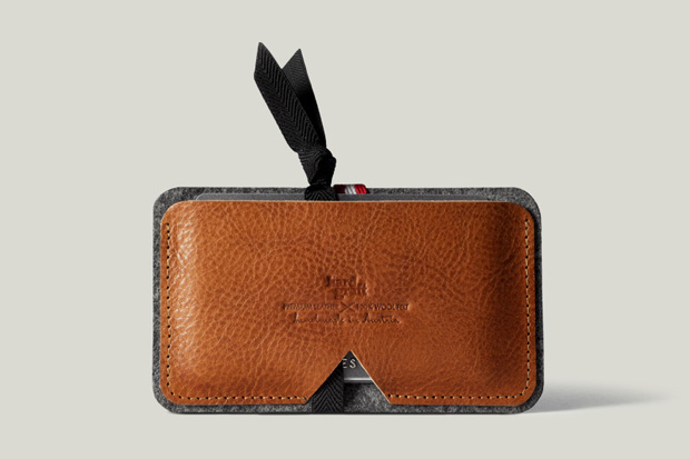 Image of hard graft Card Case / Heritage