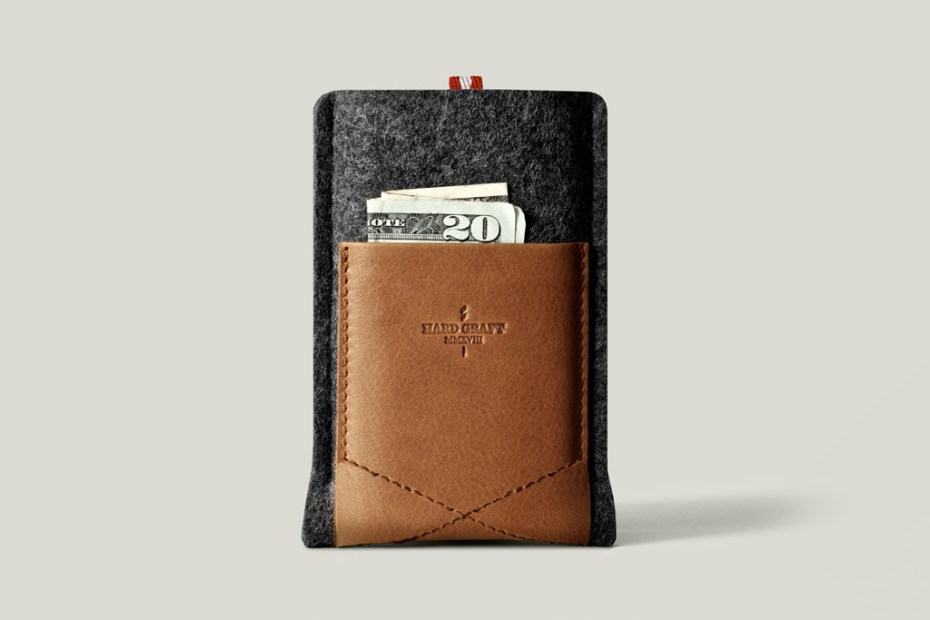 Image of hard graft Pocket Phone Case / Heritage