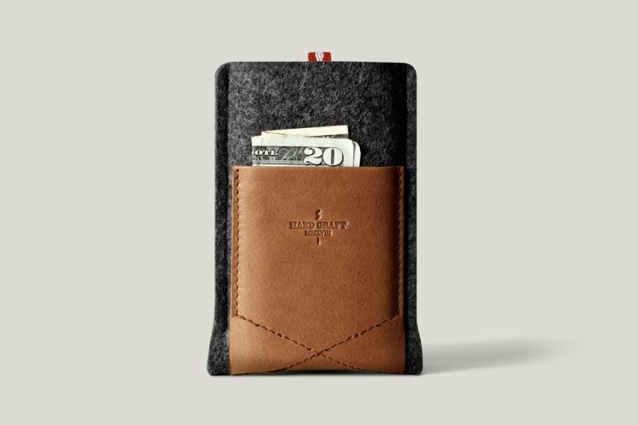 Image of hard graft Pocket Phone Case / Heritage