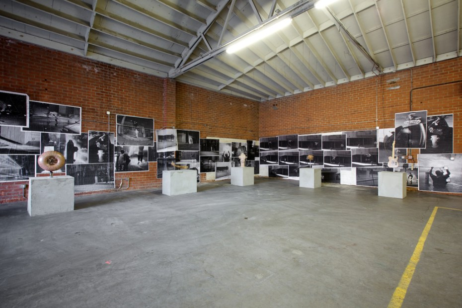 Image of HAROSHI x DLX x HUF Exhibition Recap